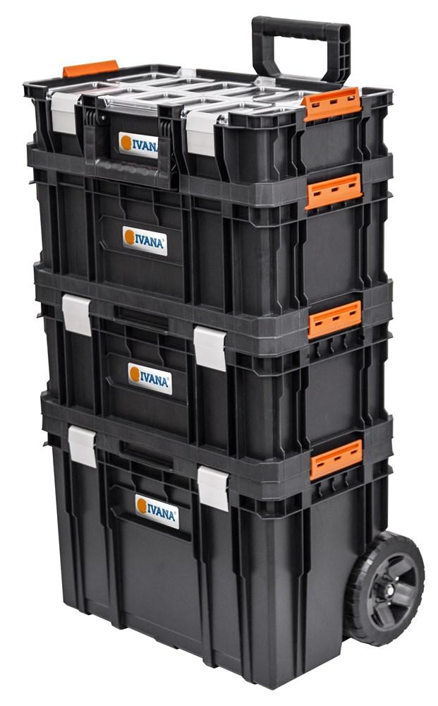 Verwonderlijk Kofferset system two ivana 54984 II-57